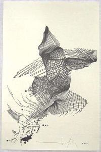 Calligraphic Drawings (2002)
